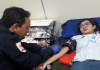 Blood Donation Event 2020, collaboration P2K3 and PMI